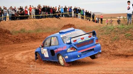 Entrevista a Jesús Santillán Pedrosa, piloto burgalés con MRF Tyres en Autocross