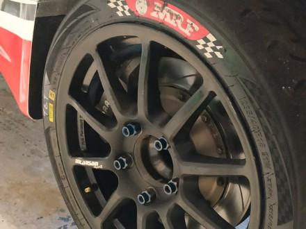 Luis Climent une fuerzas con MRF Tyres en su regreso al Campeonato de España de Rallyes de Asfalto