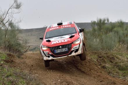 El equipo MRF Tyres finaliza el CERT con dos podios en Madrid