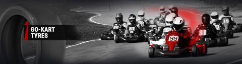 Una carrera de karts