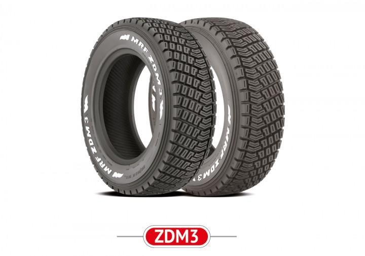 MRF Tyres ZDM3