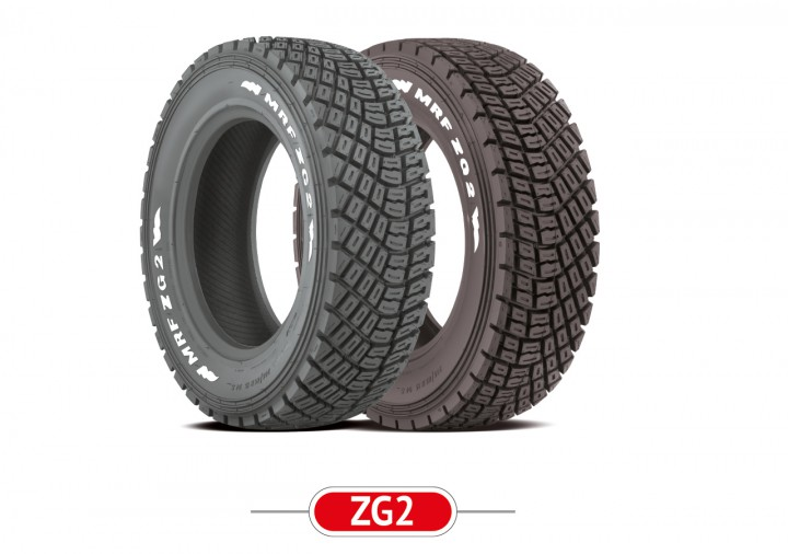 MRF Tyres ZG2
