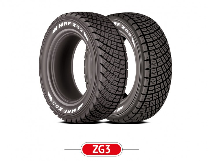 MRF Tyres ZG3