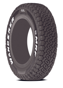 Imagen de un neumático perteneciente a la categoría Wanderer