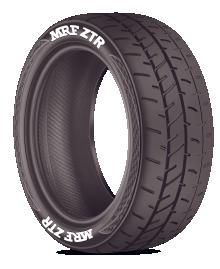 Imagen de los neumáticos de tipo ZTR