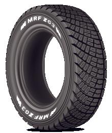 Imagen de los neumáticos de tipo ZG3