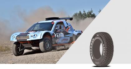 Imagen de presentación de los neumáticos de offroad